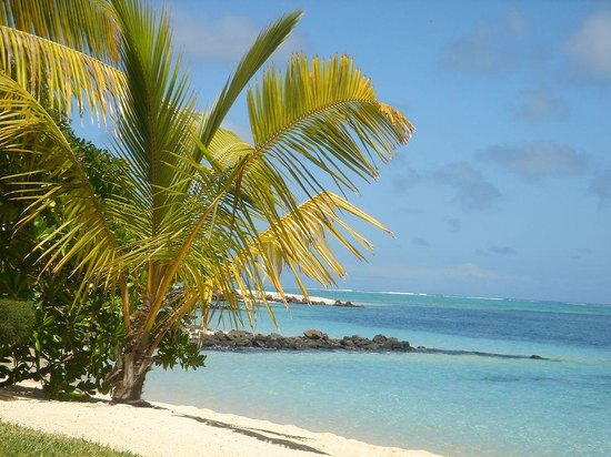 Paradis Beachcomber Golf Resort & Spa:                   vue des villas