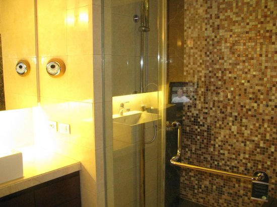 Joy Nostalg Manila Managed by AccorHotels: In shower steam bath