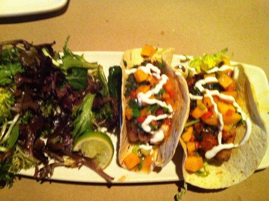 Bonefish grill centreville 6315 multiplex dr menu for Fish taco menu