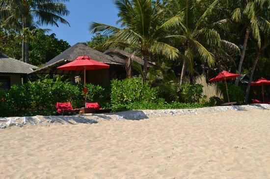 帕岸島拉薩南達安娜塔拉別墅酒店照片