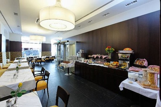 Hotel Post: Restaurant