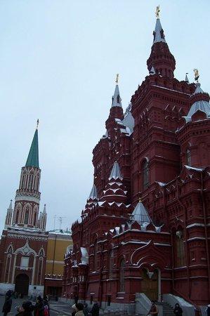 Istoricheskij Muzej So Storony Krasnoj Ploshadi Izobrazhenie State