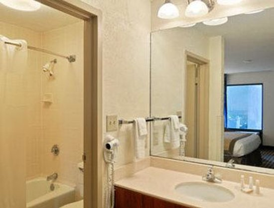Baymont Inn & Suites Macon/Riverside Drive: Bathroom