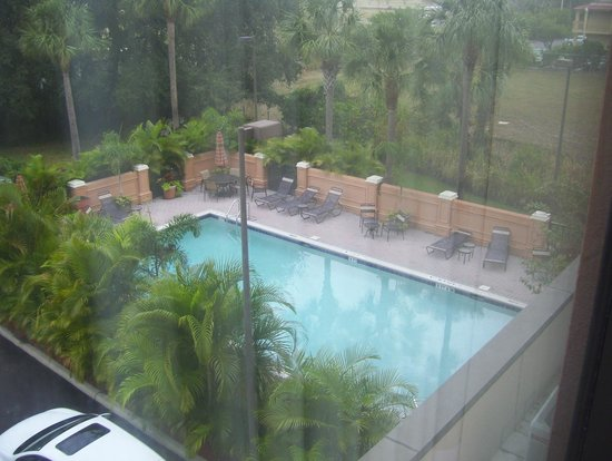 Hyatt Place Tampa Airport/Westshore: view of pool