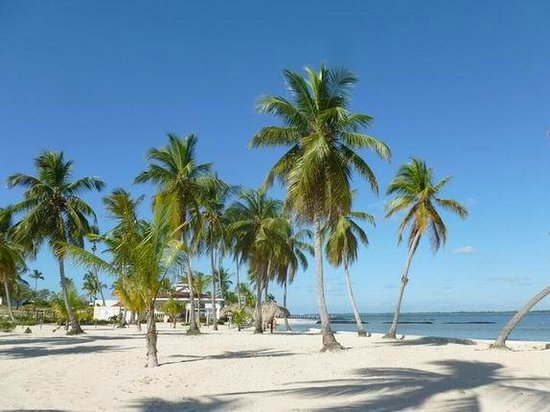 Grand Bahia Principe La Romana:                   Bonne promenade ...