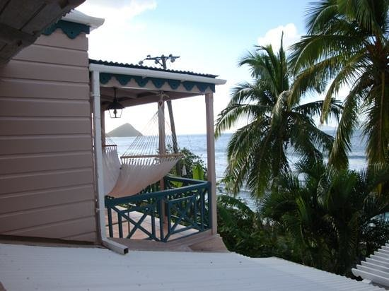 Sugar Mill Hotel: balcony