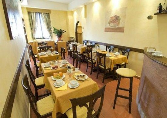 Hotel Colomba: Restaurant