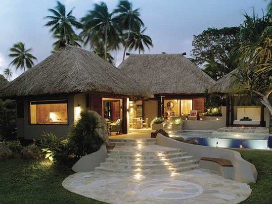 Jean-Michel Cousteau Resort: The Villa exterior