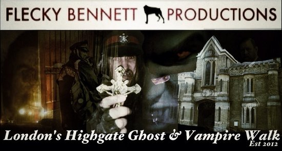 Manchester Ghost Walk: Flecky Bennett's London's Highgate Ghost & Vampire Walk