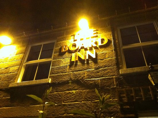 Board Inn: Good for a drink, a snack or a meal