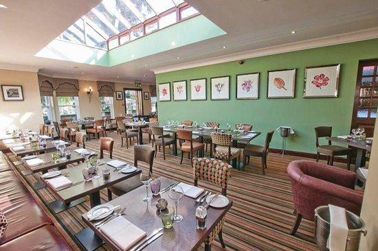 Wentbridge House Hotel: The Wentbridge Brasserie