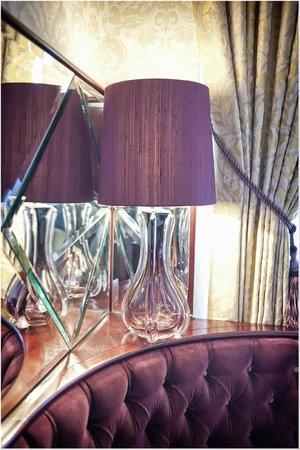 Wentbridge House Hotel: Fleur de Lys Restaurant detail