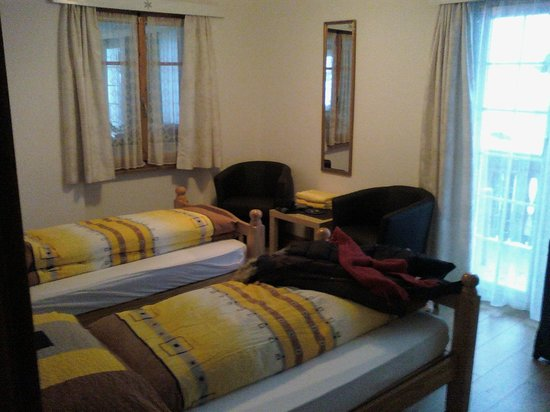 Chalet Aeschhorn: Bedroom