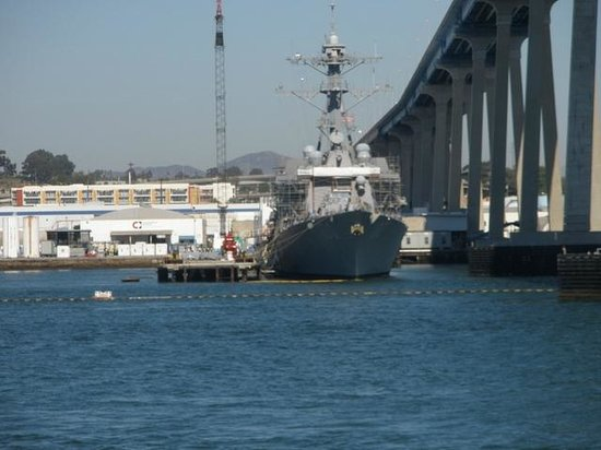 Naval Shipyard Picture Of Flagship Cruises Amp Events San