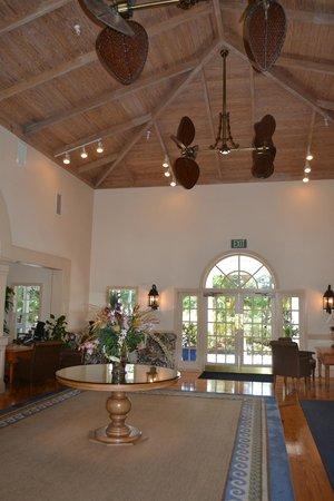 Hyatt Residence Club Key West, Beach House:                   The lobby