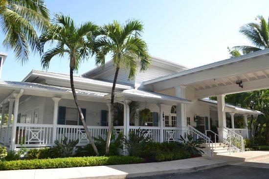 Hyatt Residence Club Key West, Beach House:                   Entrance to the lobby