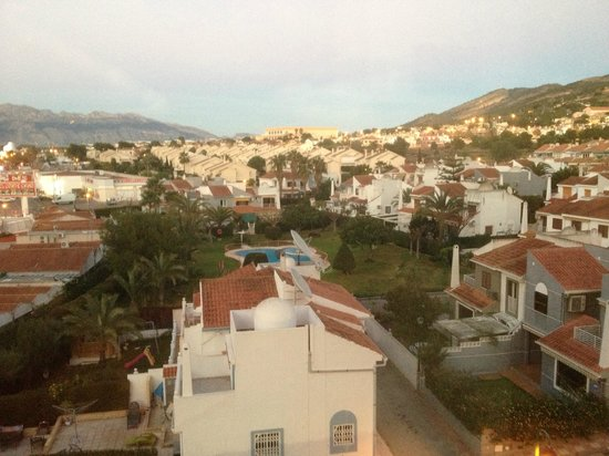 MedPlaya Hotel Regente: View From Balcony Room 403