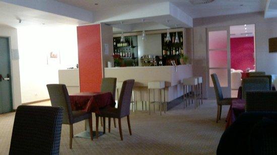 Hotel Regina A.: Sala bar e attesa