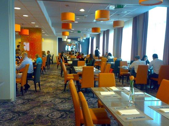 Hotel Galaxy: sala pranzo