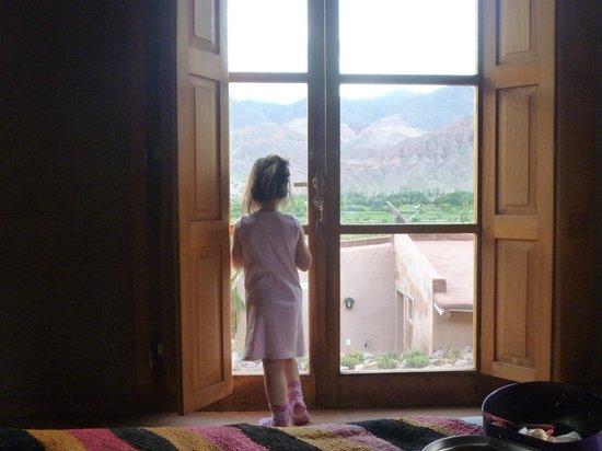 Cerro Chico:                   ventanal
