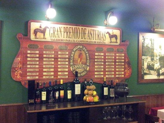 Hotel La Posta del Camin Real: restaurante