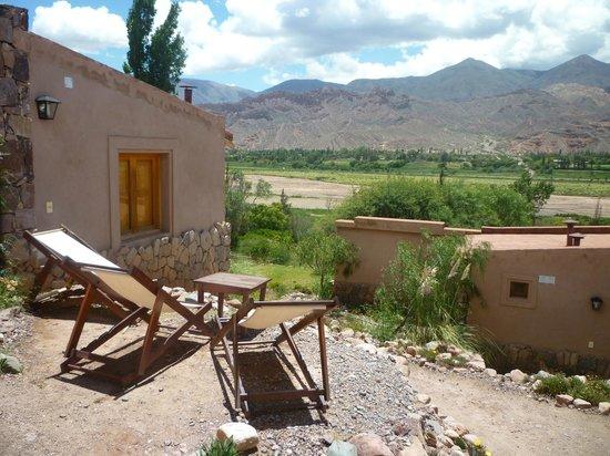 Cerro Chico:                   Saliendo de la habitación