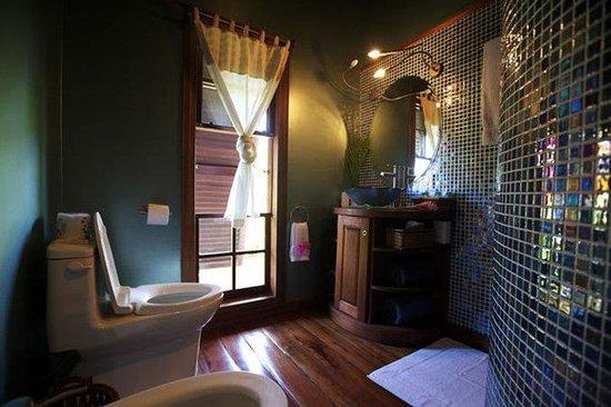Le Phare Bleu Boutique Hotel & Marina: 1 Bedroom Apartmet Shower Room