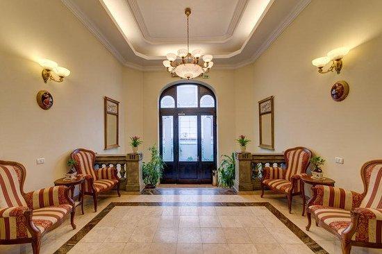 Amzei Hotel: Lobby