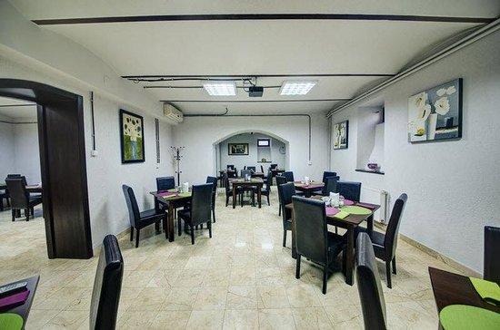 Amzei Hotel: Restaurant