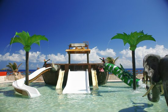 Royal Solaris Cancun: Mini Water Park