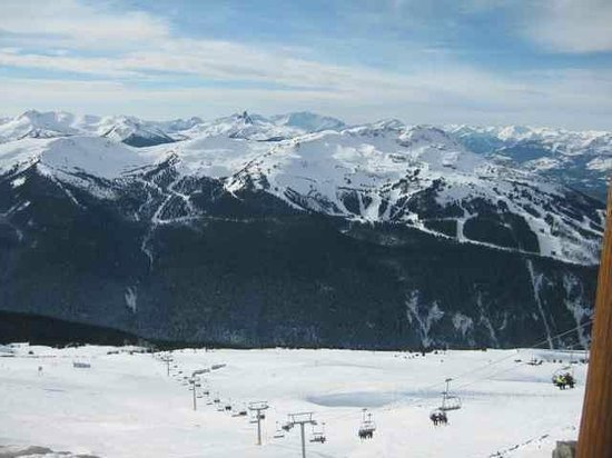 Whistler, Canada:                                     Seventh Heaven