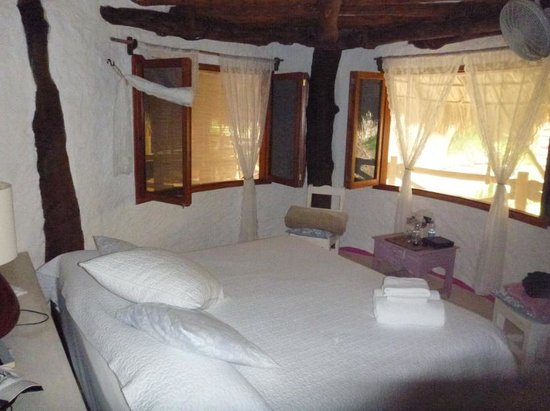 Holbox Hotel Casa las Tortugas - Petit Beach Hotel & Spa:                                     The Honeymoon room (Luna de Miel)