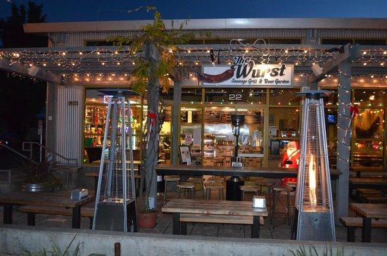 The Wurst Restaurant : Wurst