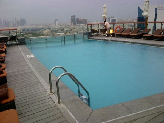 Hilton Dubai Creek:                   Da Pool