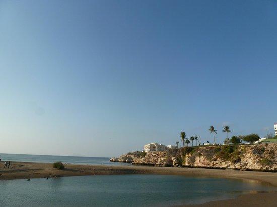 Ramee Guestline Hotel Qurum - Oman:                                     beach
