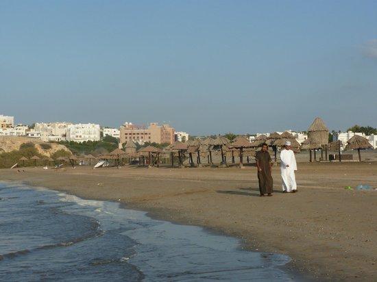 Ramee Guestline Hotel Qurum - Oman:                                     qurum beach, near hotel