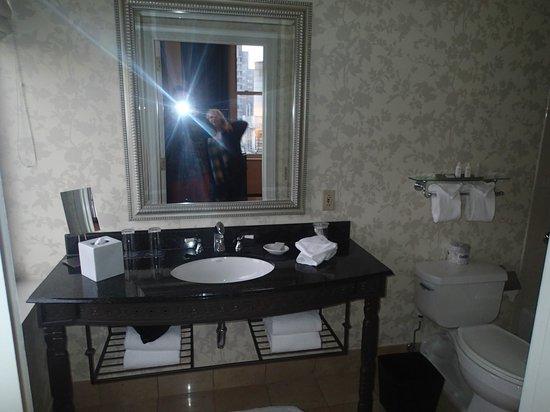 Renaissance Pittsburgh Hotel: bathroom