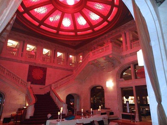 Renaissance Pittsburgh Hotel: lobby