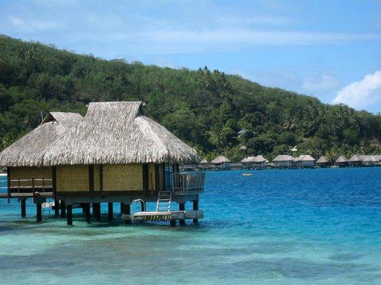 Maitai Polynesia Bora Bora: notre bungalow