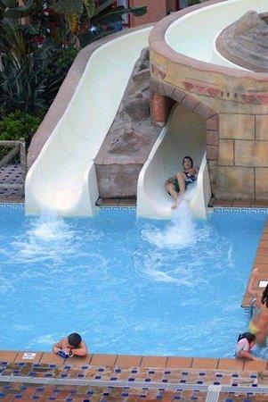 Almunecar Playa Spa Hotel: Pool View