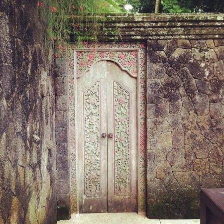 COMO Shambhala Estate, Bali:                   Tirta Ening's Door