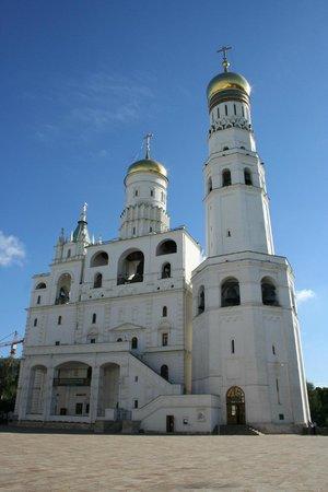 Glockenturm Iwan der Große: Ivan the Great's Bell Tower