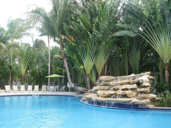 The Inn at Key West:                   Swimming pool