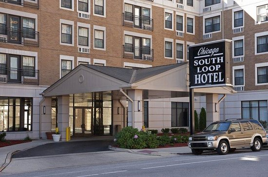 Chicago South Loop Hotel: Hotel Exterior