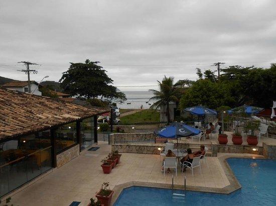 Coronado Beach Hotel:                   vista desde la habitación
