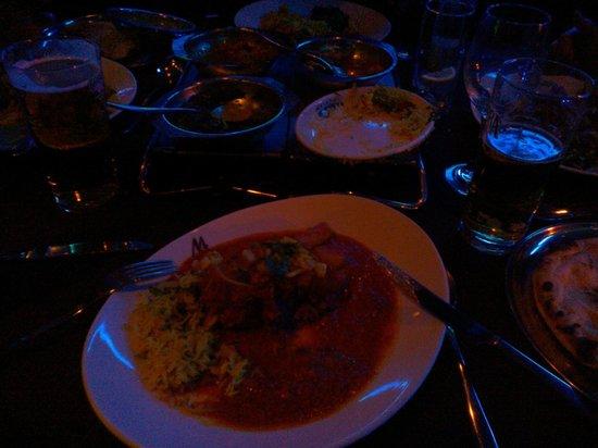 Malabar: Very nice food.