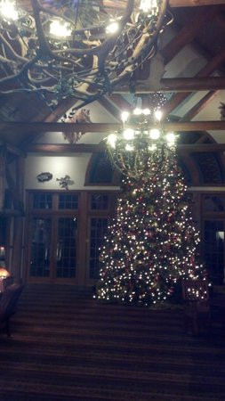 Big Cedar Lodge: Lodge common area