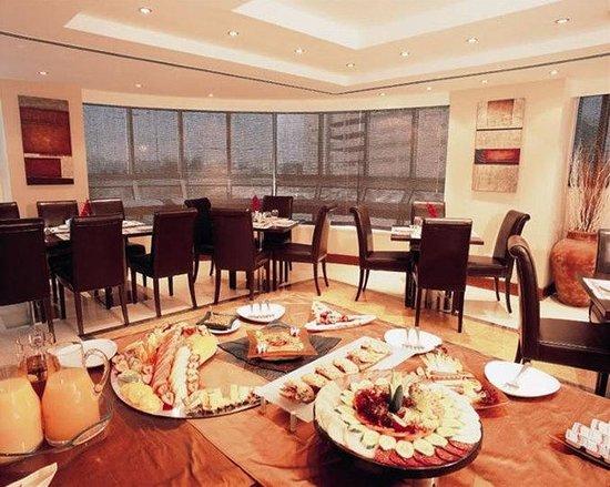 فندق برج رقم واحد: Restaurant