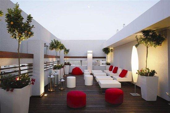 Artplus Hotel Tel Aviv - an Atlas Boutique Hotel: Balcony