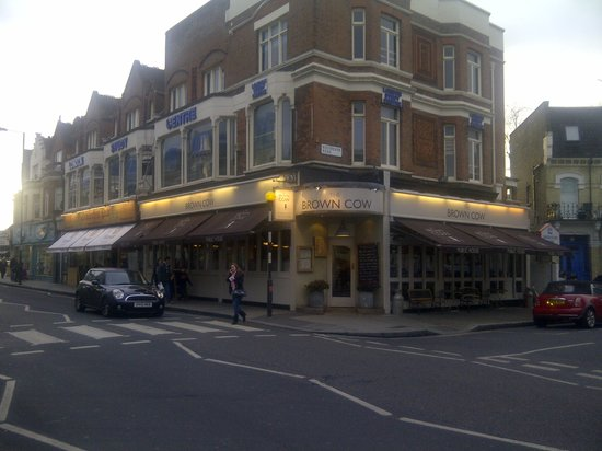 The Brown Cow Public House: Exterior 2